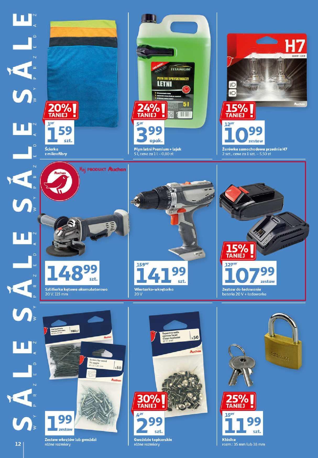 Gazetka promocyjna Auchan do 24/06/2020 str.11