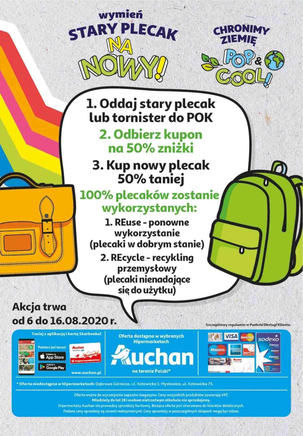 Gazetka promocyjna Auchan do 12/08/2020 str.39