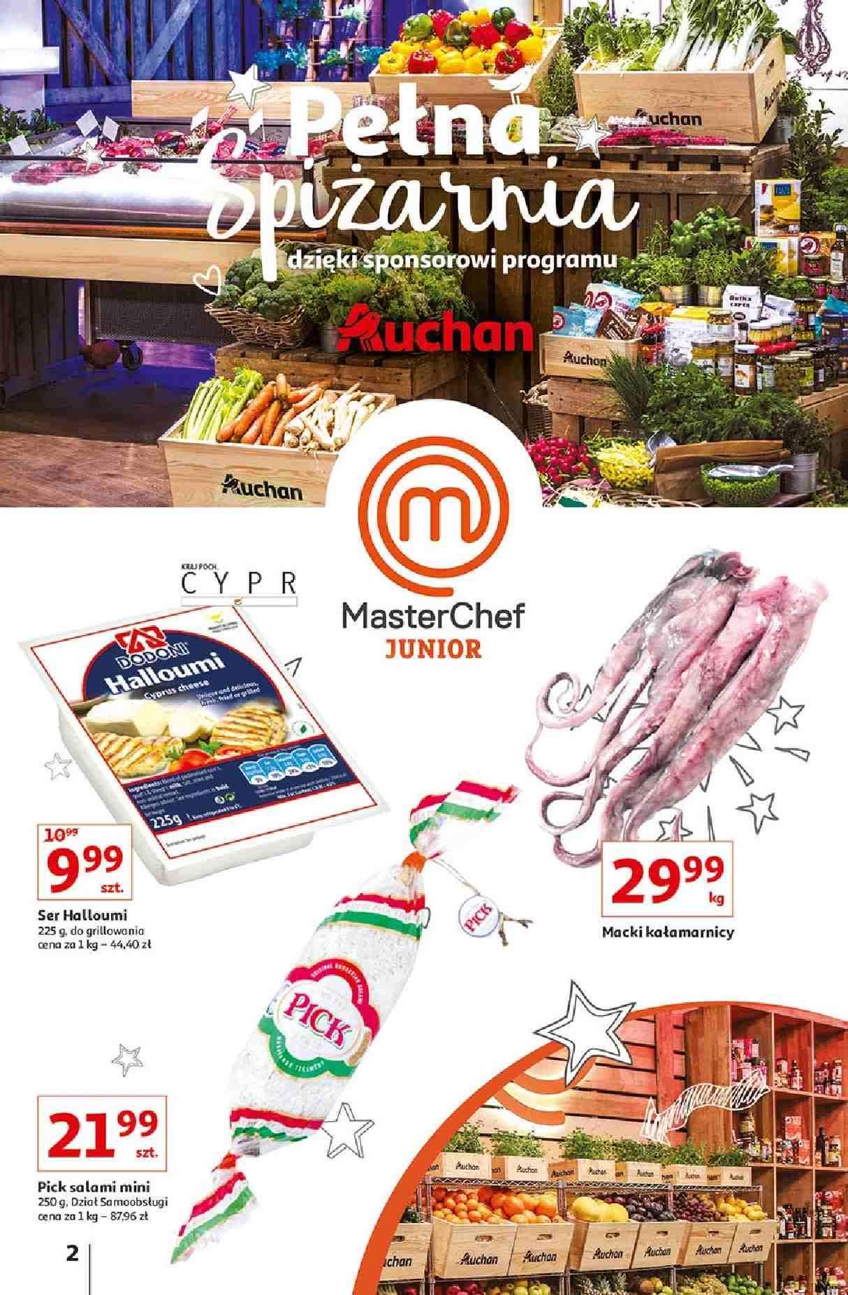 Gazetka promocyjna Auchan do 01/04/2020 str.2