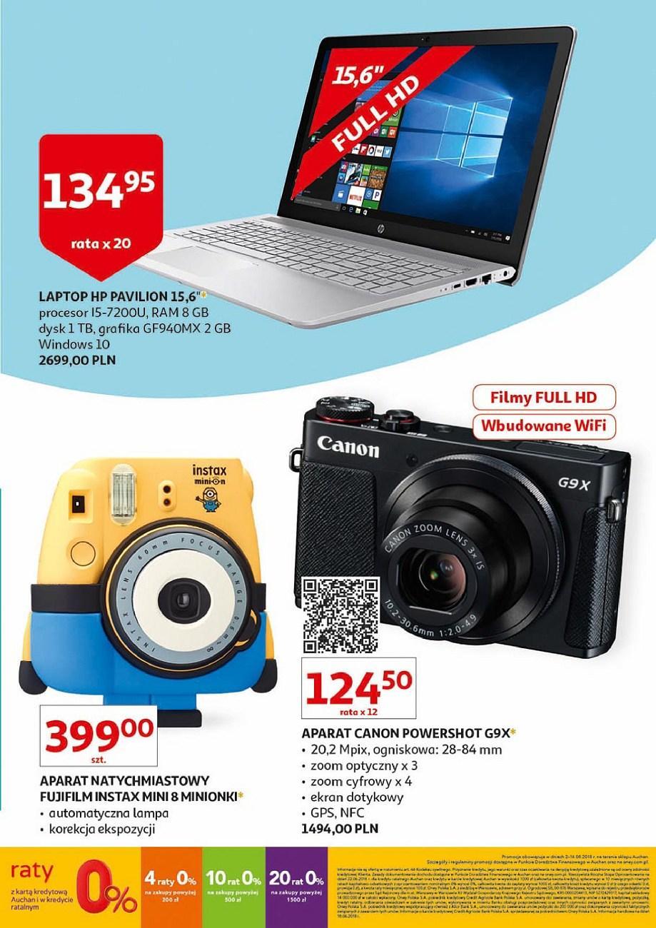 Gazetka promocyjna Auchan do 14/08/2018 str.3