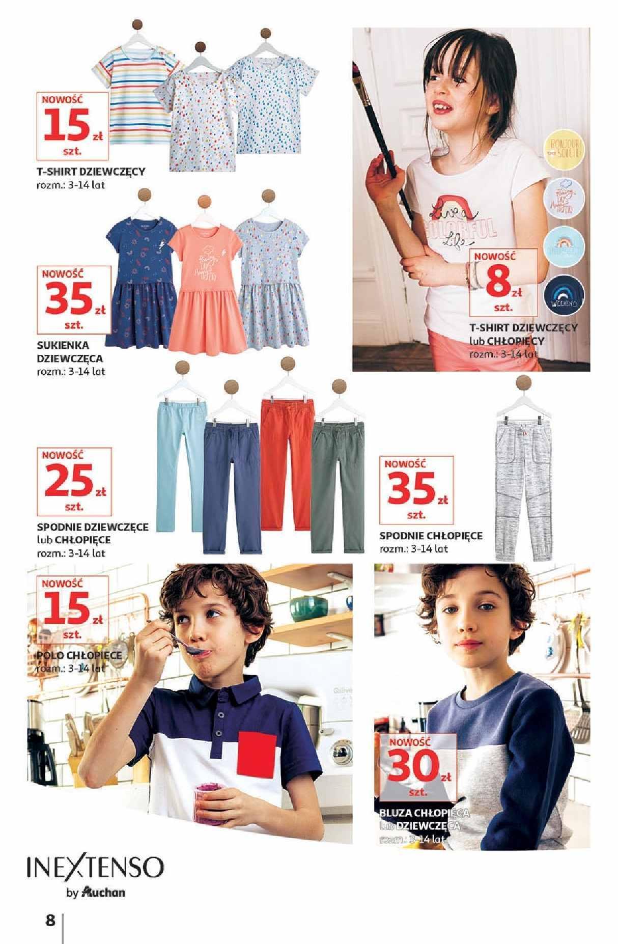 Gazetka promocyjna Auchan do 14/03/2019 str.8