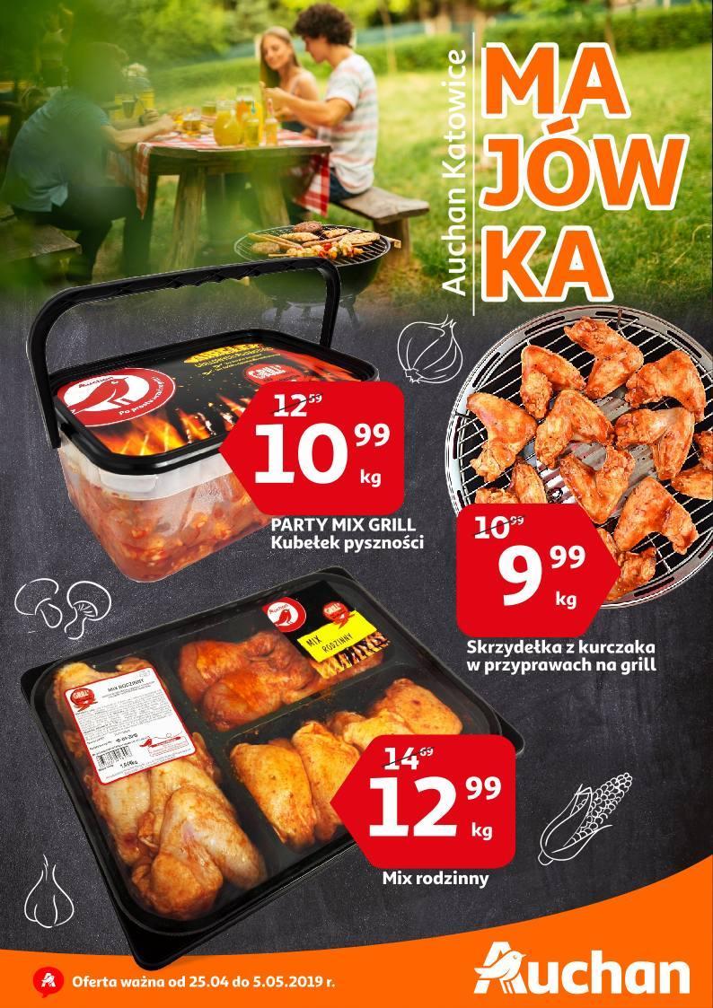 Gazetka promocyjna Auchan do 05/05/2019 str.3