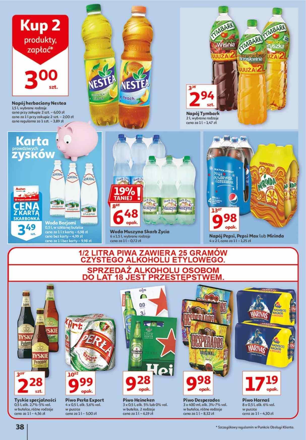 Gazetka promocyjna Auchan do 26/08/2020 str.37