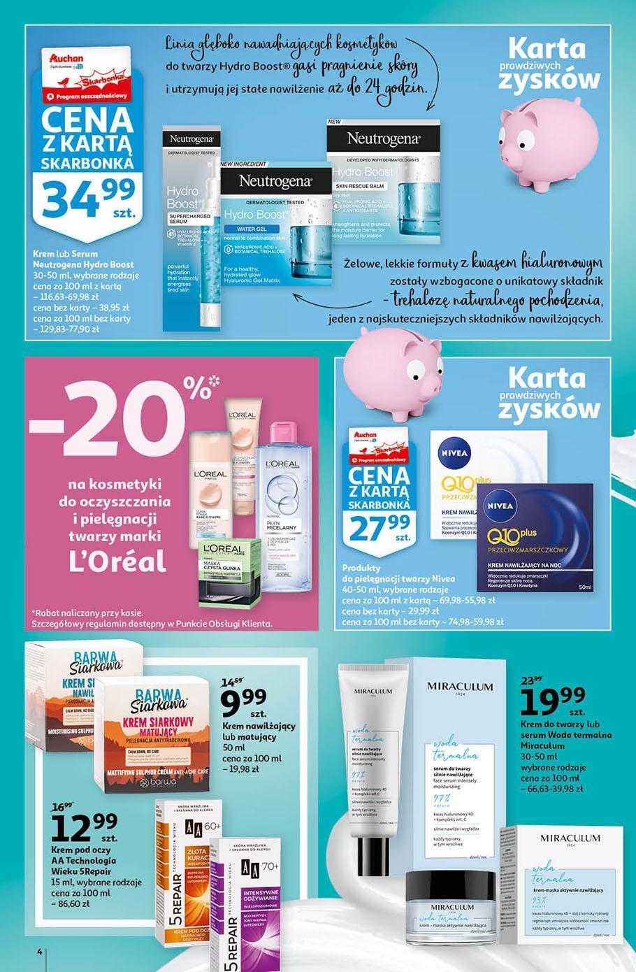 Gazetka promocyjna Auchan do 09/09/2020 str.3