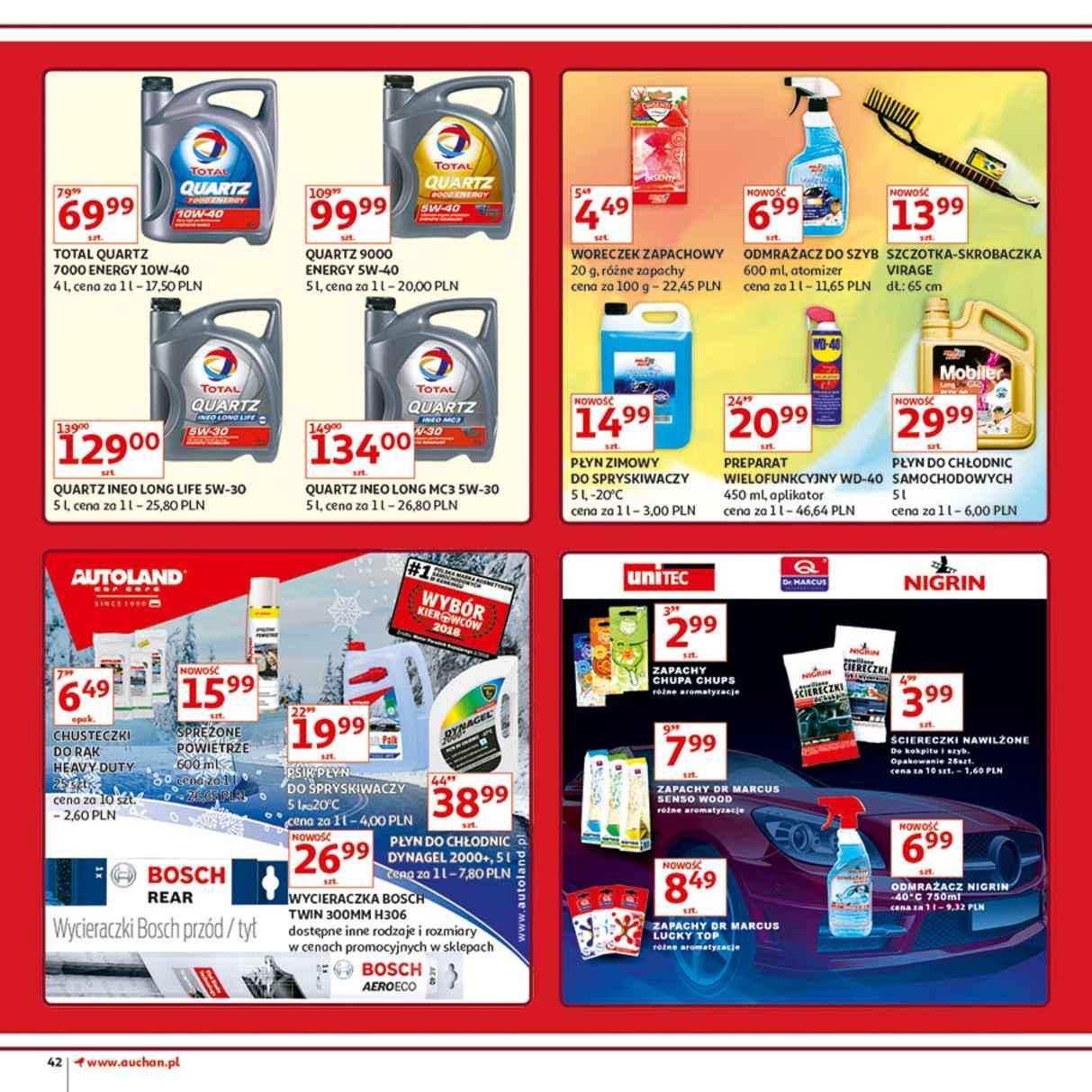 Gazetka promocyjna Auchan do 12/12/2018 str.42