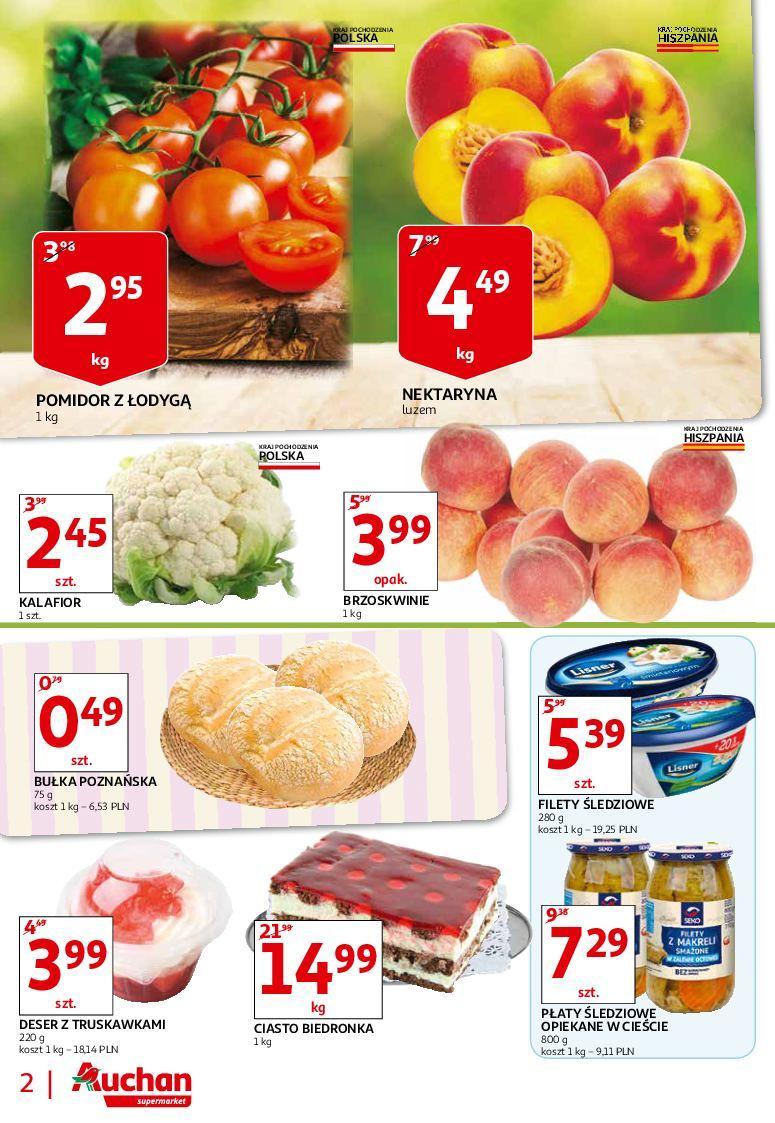 Gazetka promocyjna Auchan do 17/07/2018 str.1