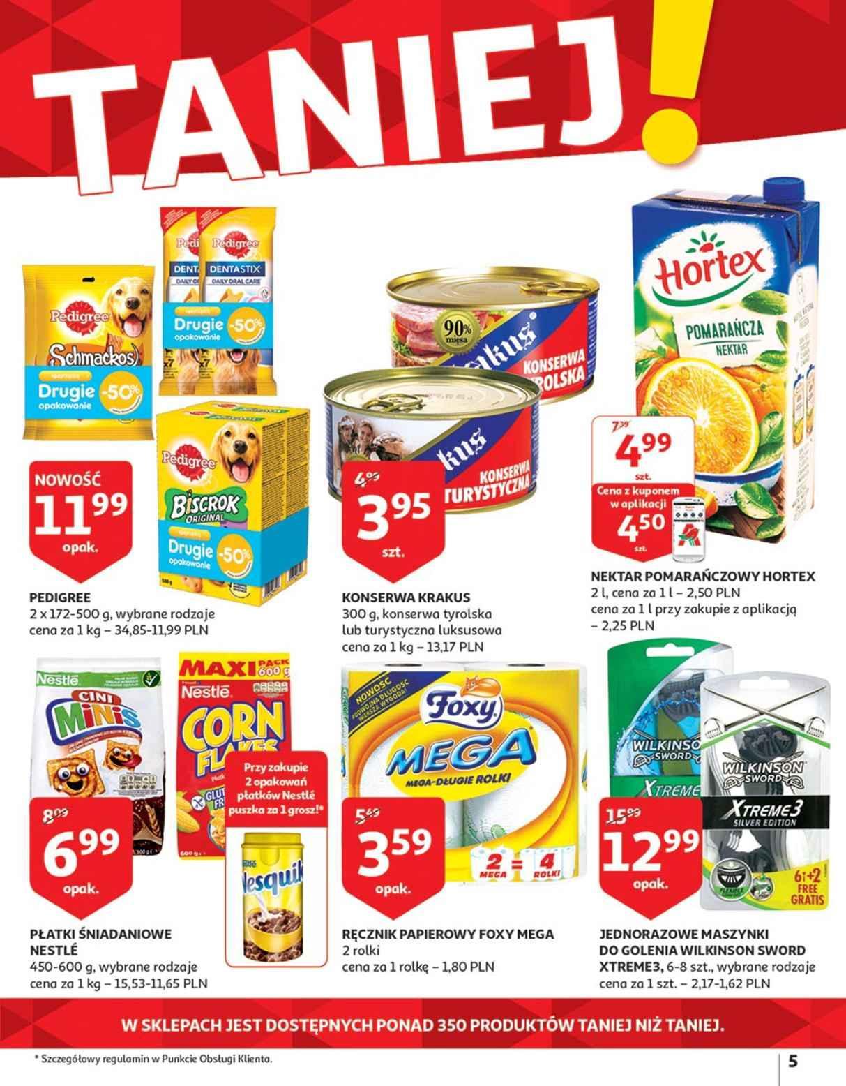 Gazetka promocyjna Auchan do 17/10/2018 str.4