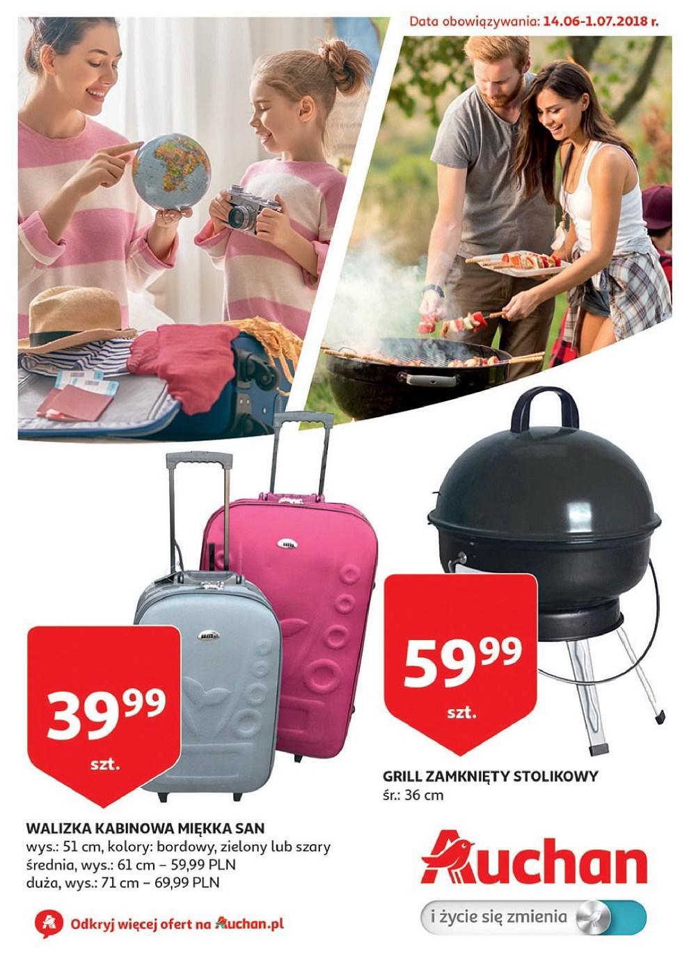 Gazetka promocyjna Auchan do 01/07/2018 str.0