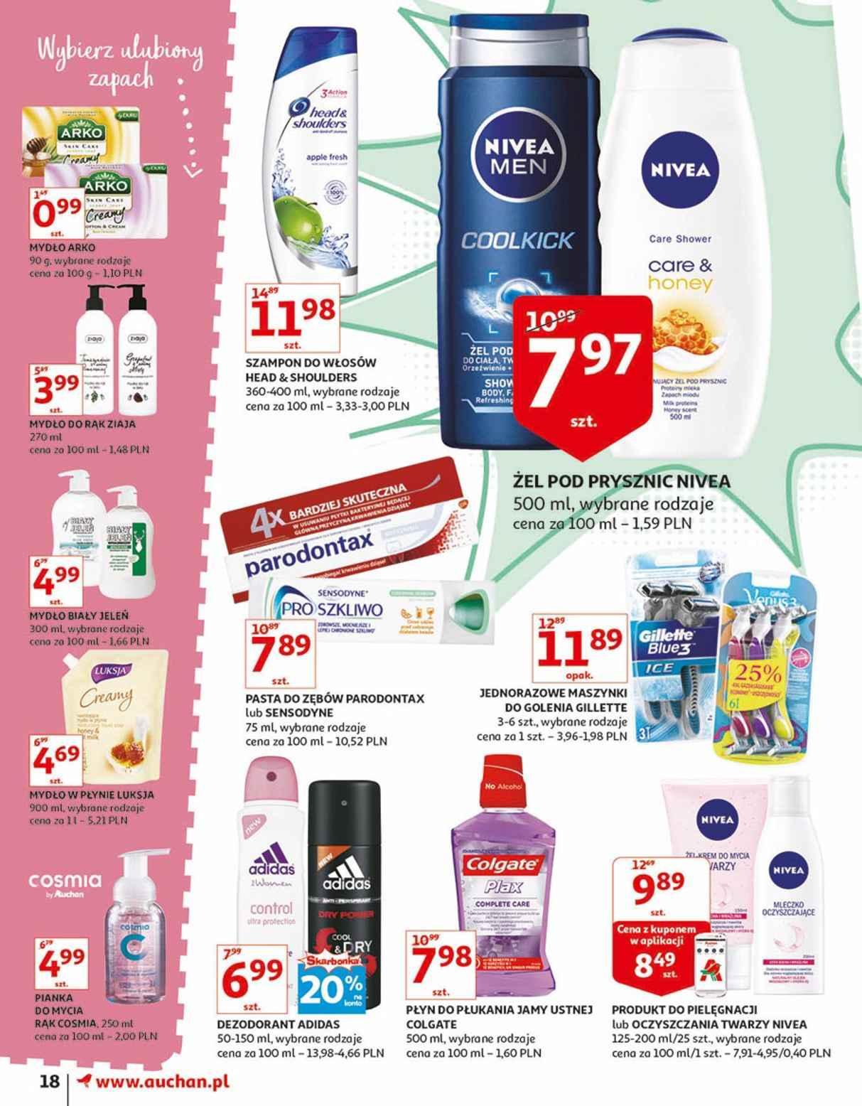 Gazetka promocyjna Auchan do 14/08/2018 str.17