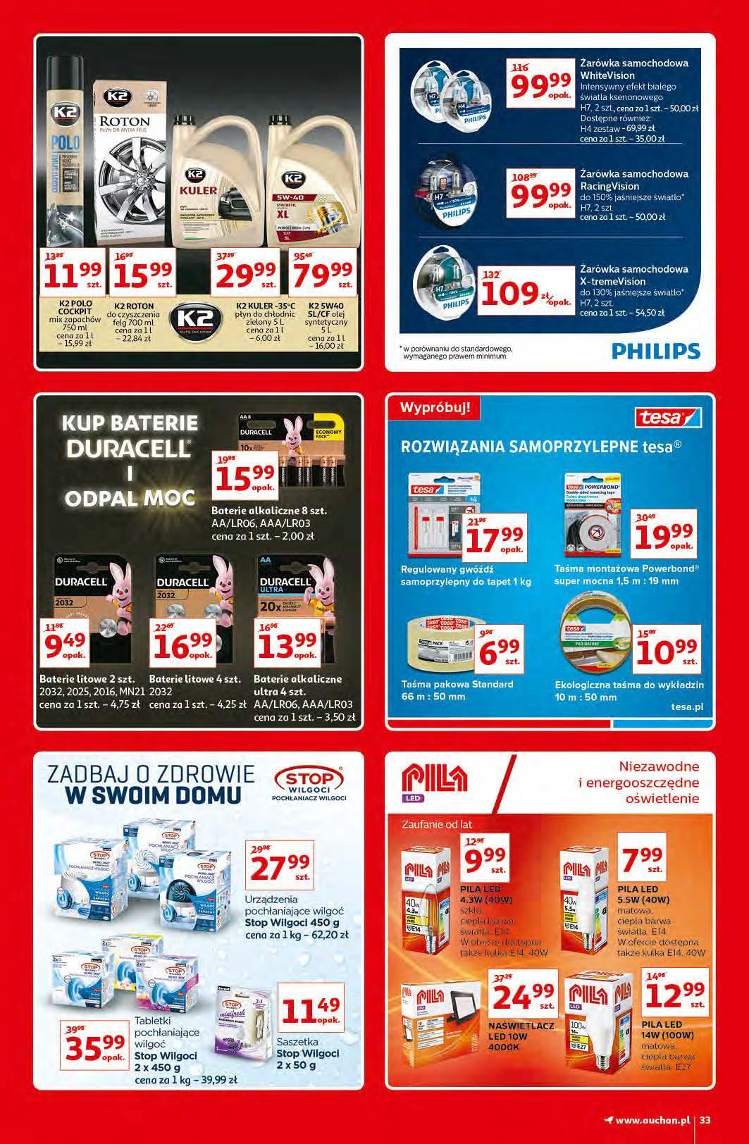Gazetka promocyjna Auchan do 21/10/2020 str.32