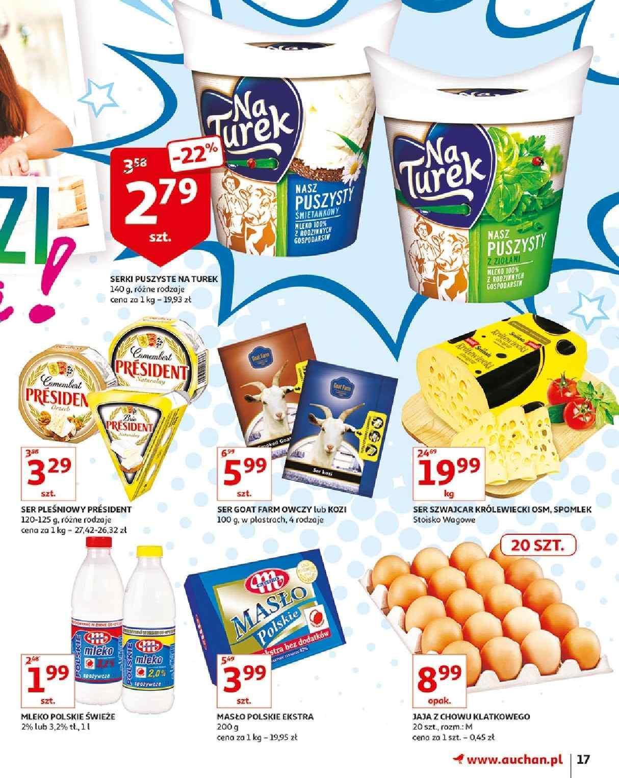 Gazetka promocyjna Auchan do 21/08/2019 str.17