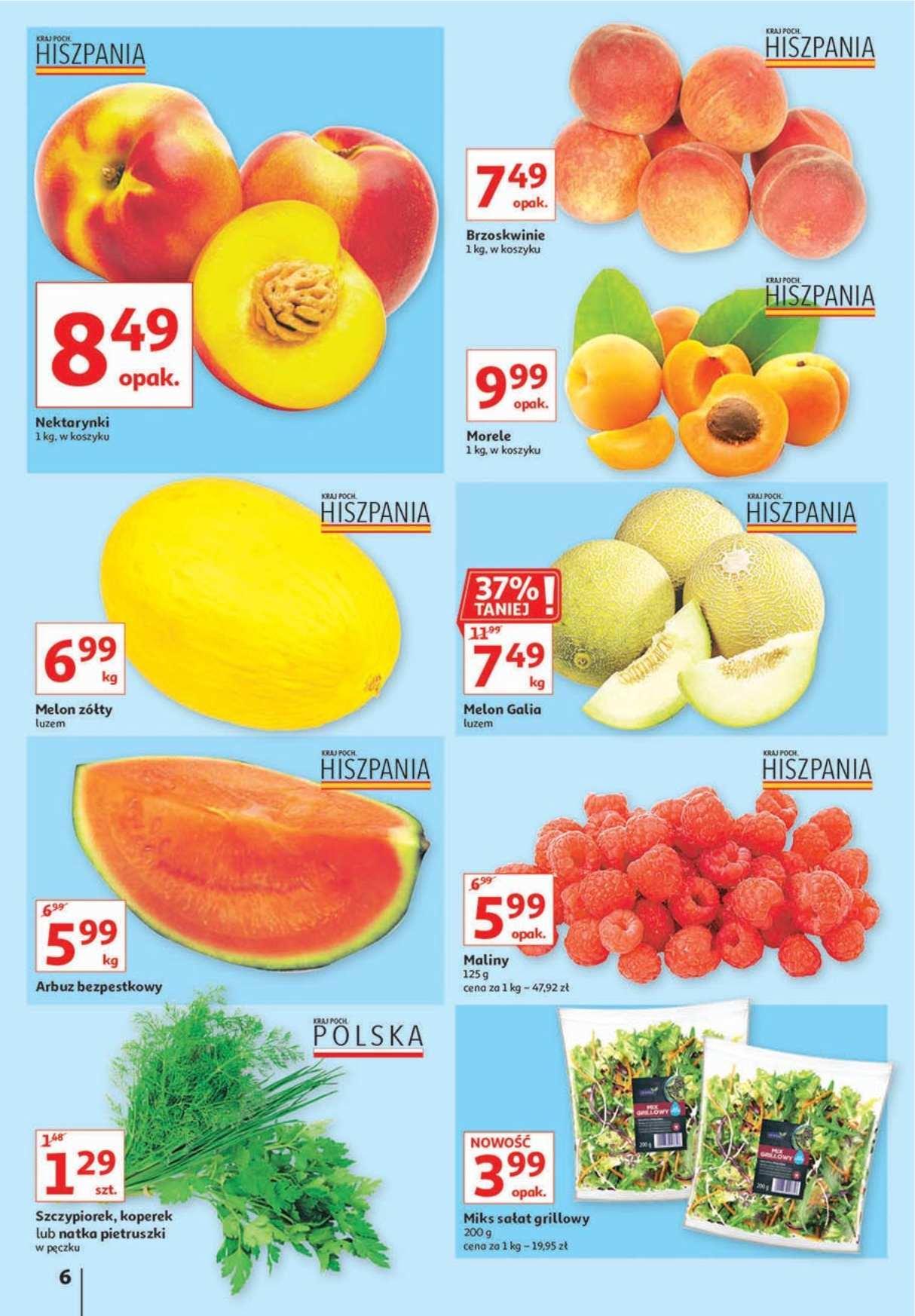 Gazetka promocyjna Auchan do 27/05/2020 str.6