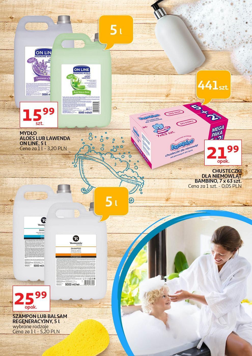 Gazetka promocyjna Auchan do 07/10/2018 str.4