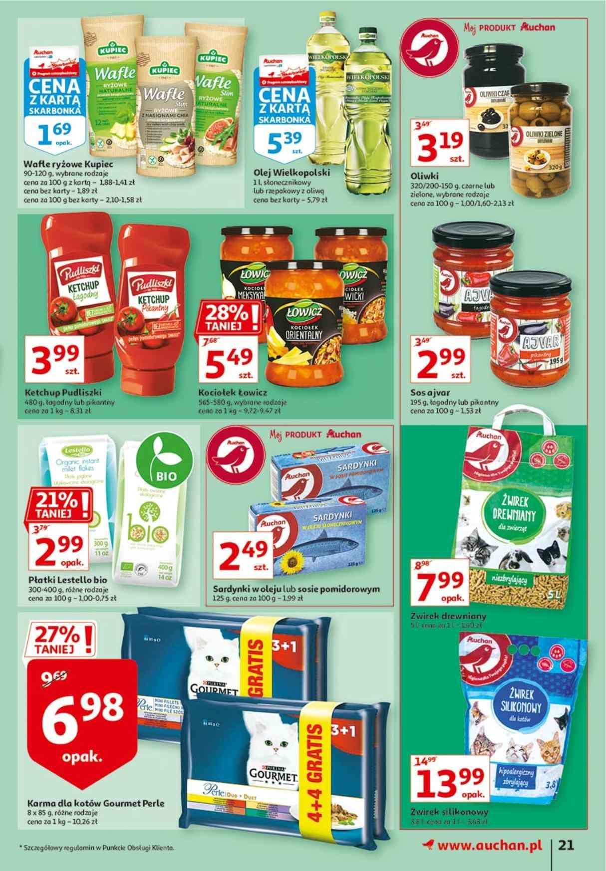 Gazetka promocyjna Auchan do 01/07/2020 str.20