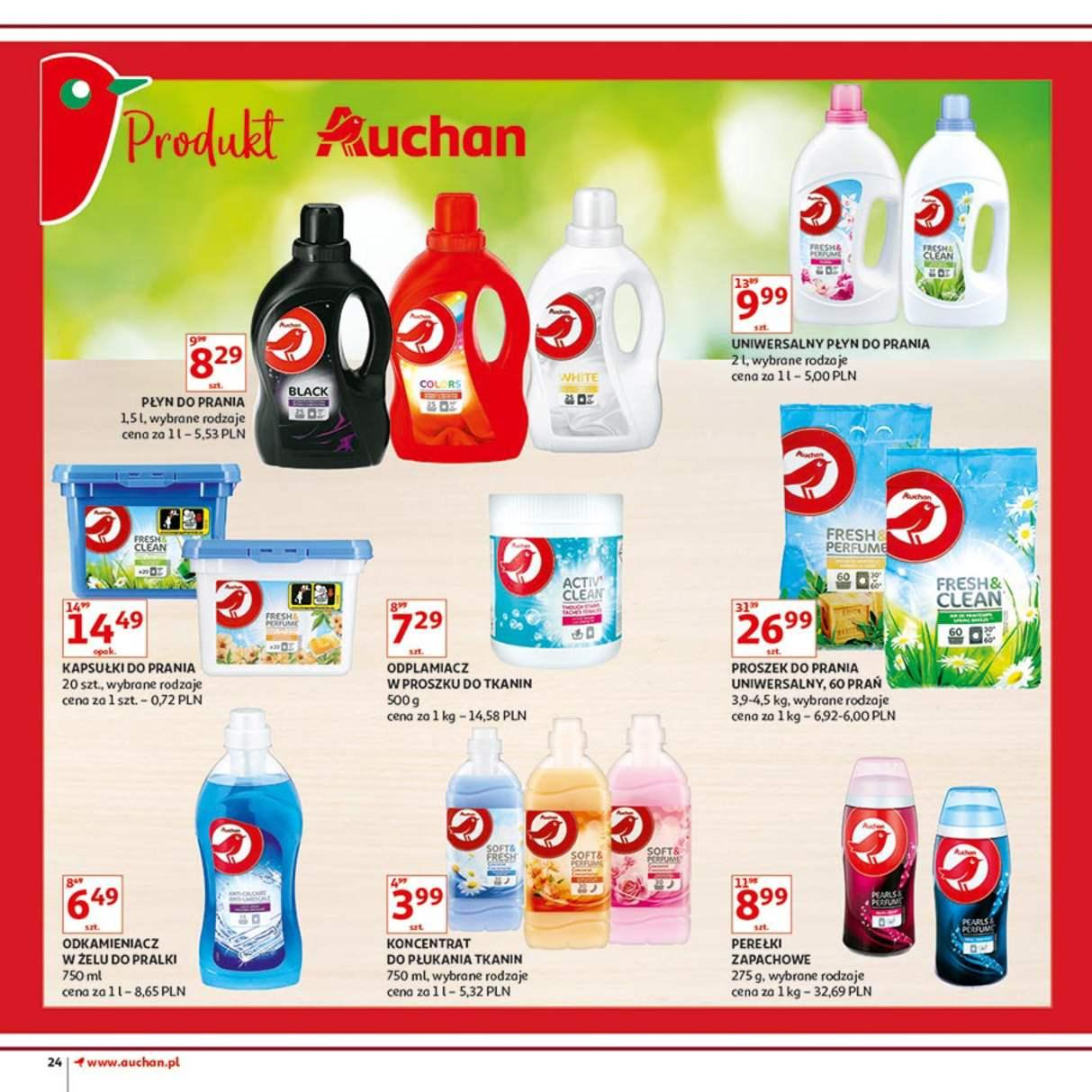 Gazetka promocyjna Auchan do 12/12/2018 str.24