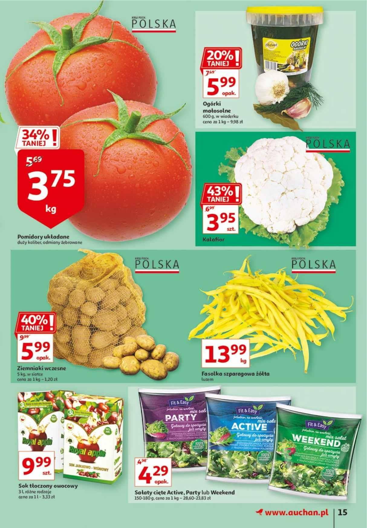Gazetka promocyjna Auchan do 01/07/2020 str.14