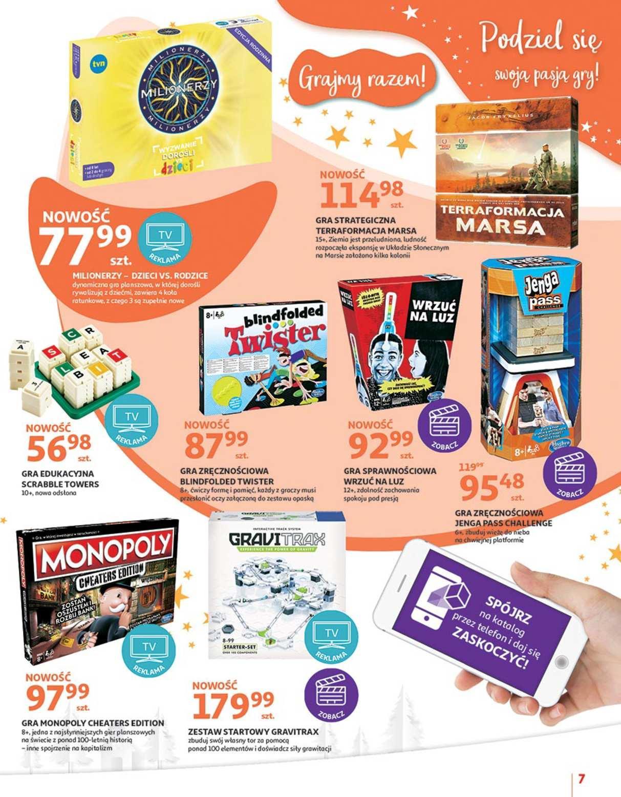 Gazetka promocyjna Auchan do 28/11/2018 str.7