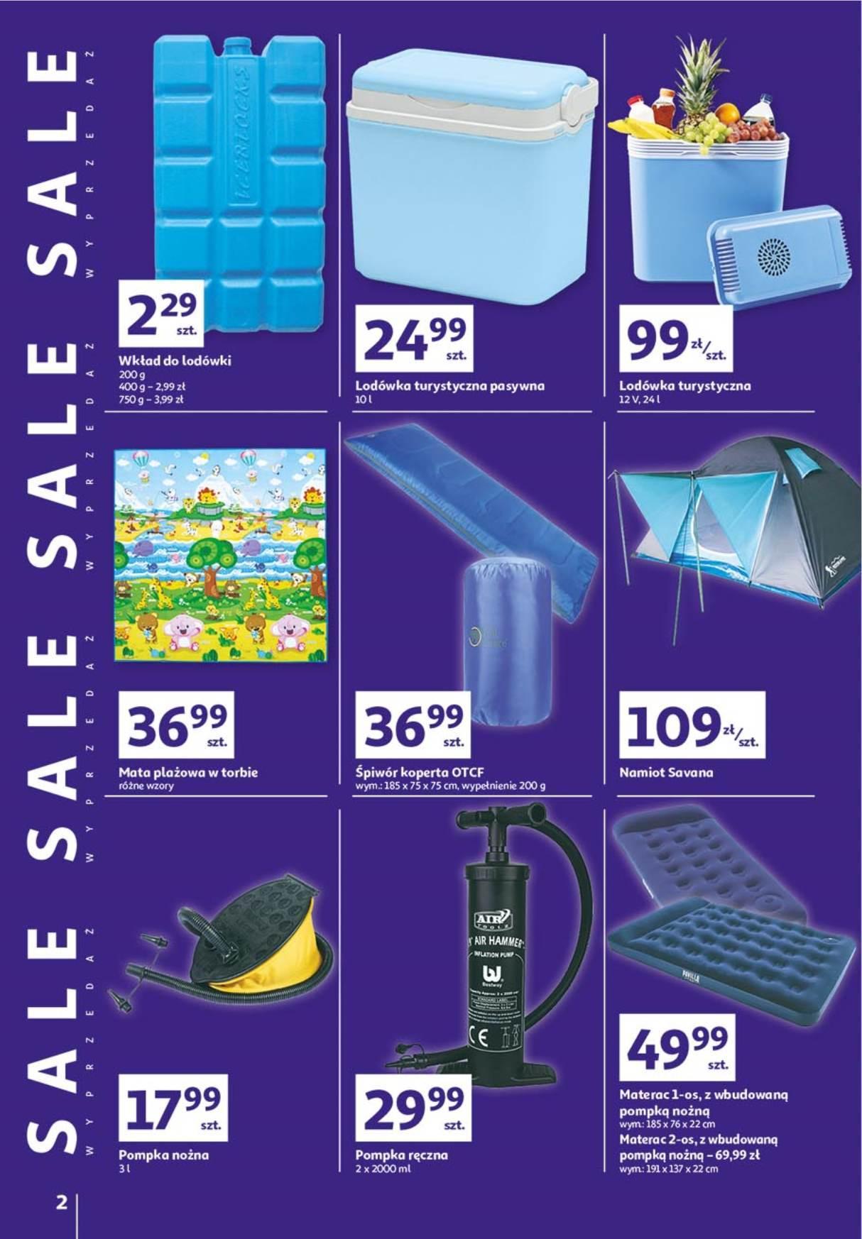 Gazetka promocyjna Auchan do 01/07/2020 str.1