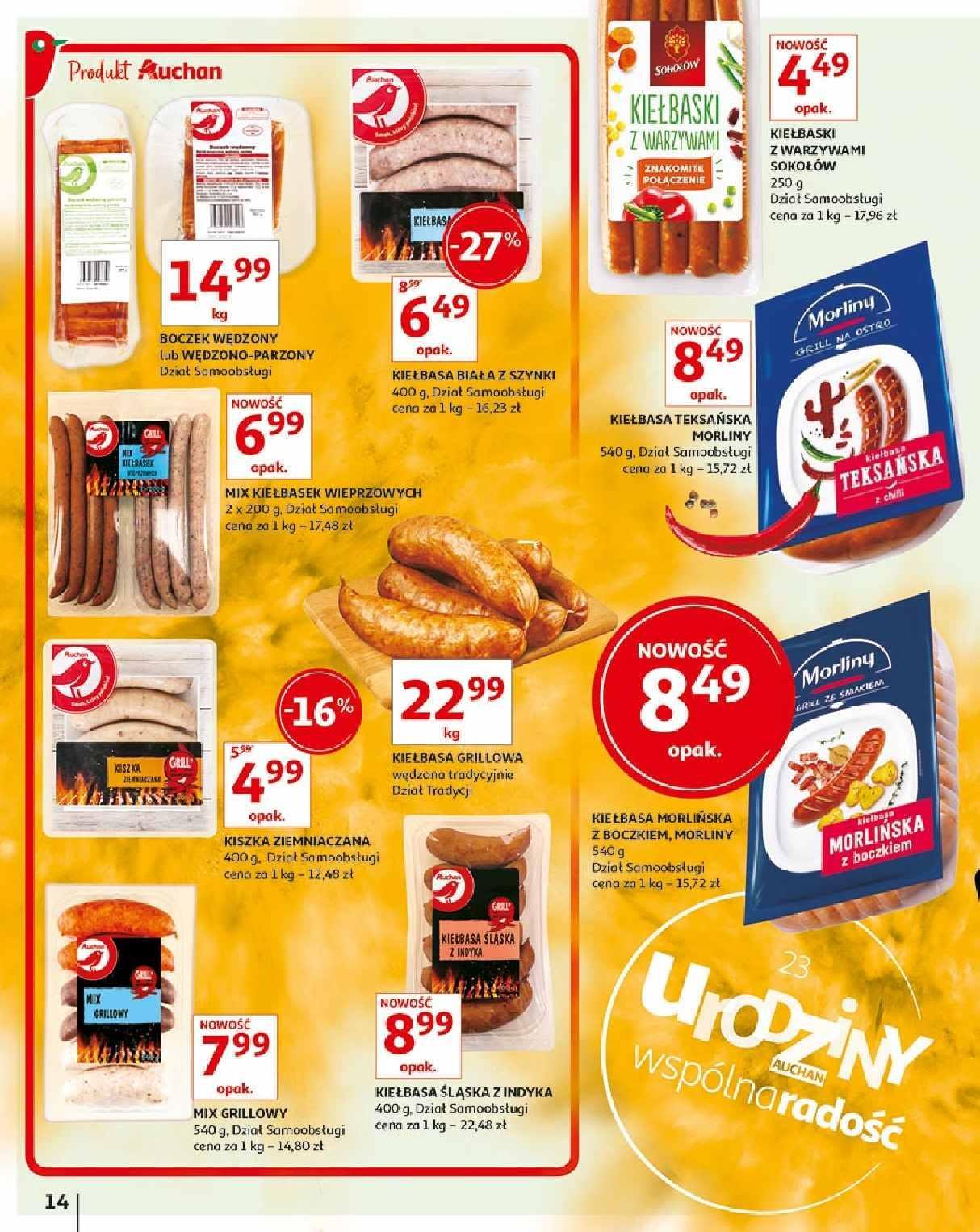 Gazetka promocyjna Auchan do 06/05/2019 str.13