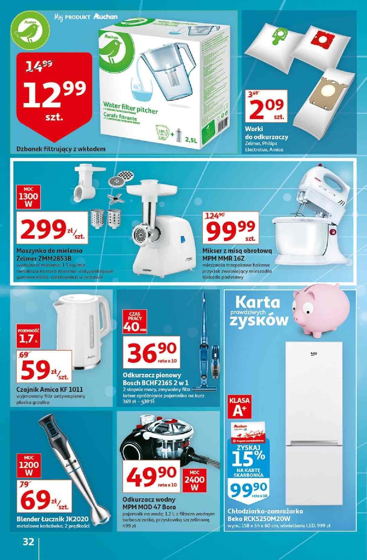 Gazetka promocyjna Auchan do 19/08/2020 str.31