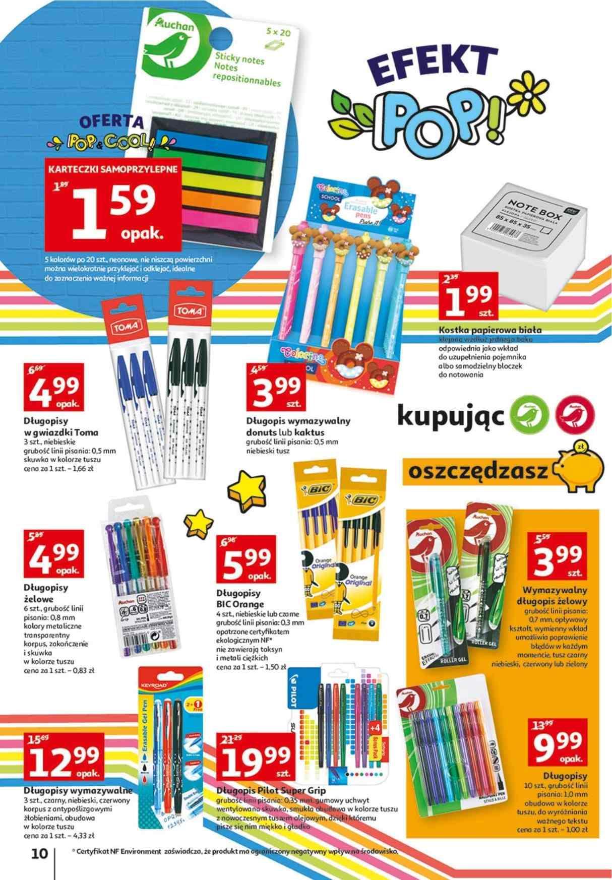 Gazetka promocyjna Auchan do 26/08/2020 str.9