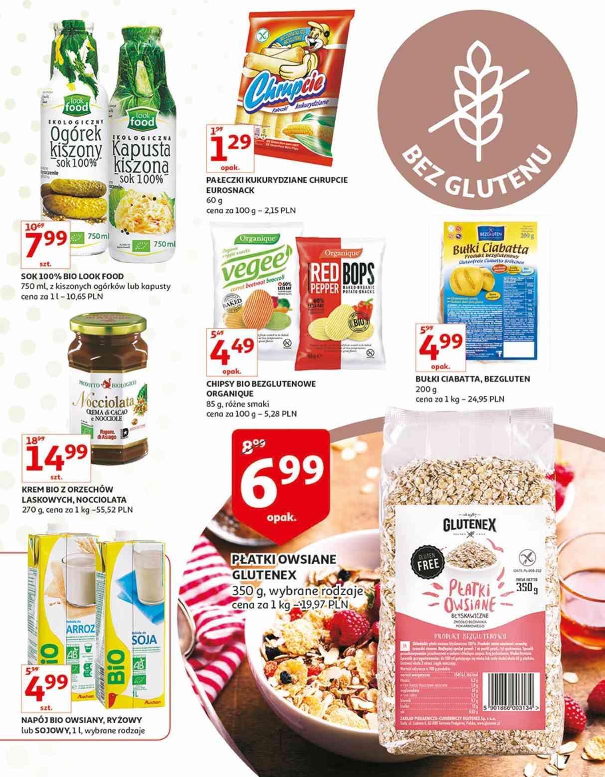 Gazetka promocyjna Auchan do 14/08/2018 str.7