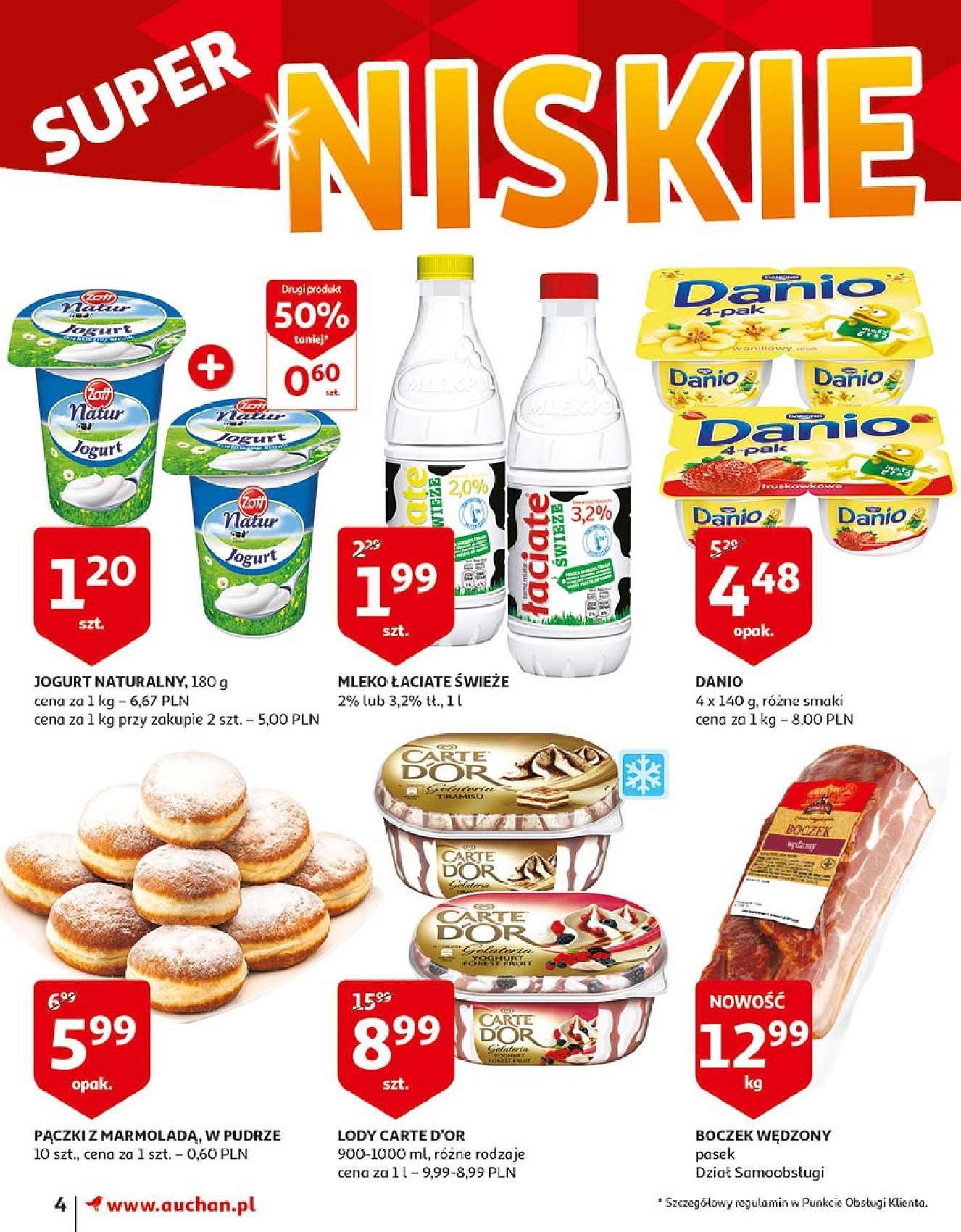 Gazetka promocyjna Auchan do 03/10/2018 str.3