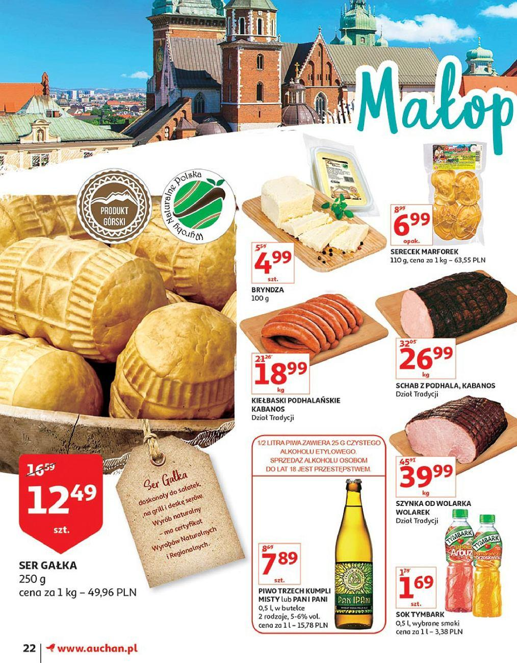 Gazetka promocyjna Auchan do 24/09/2018 str.22