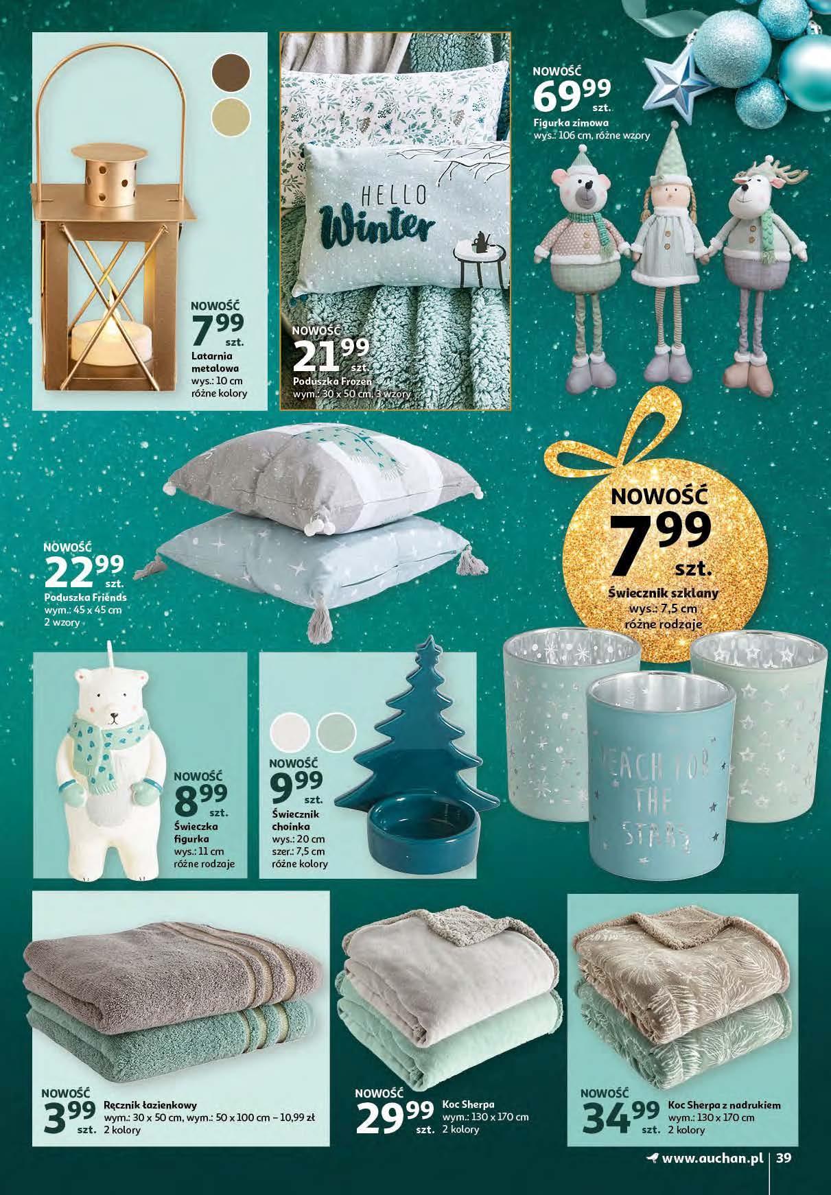 Gazetka promocyjna Auchan do 25/11/2020 str.39