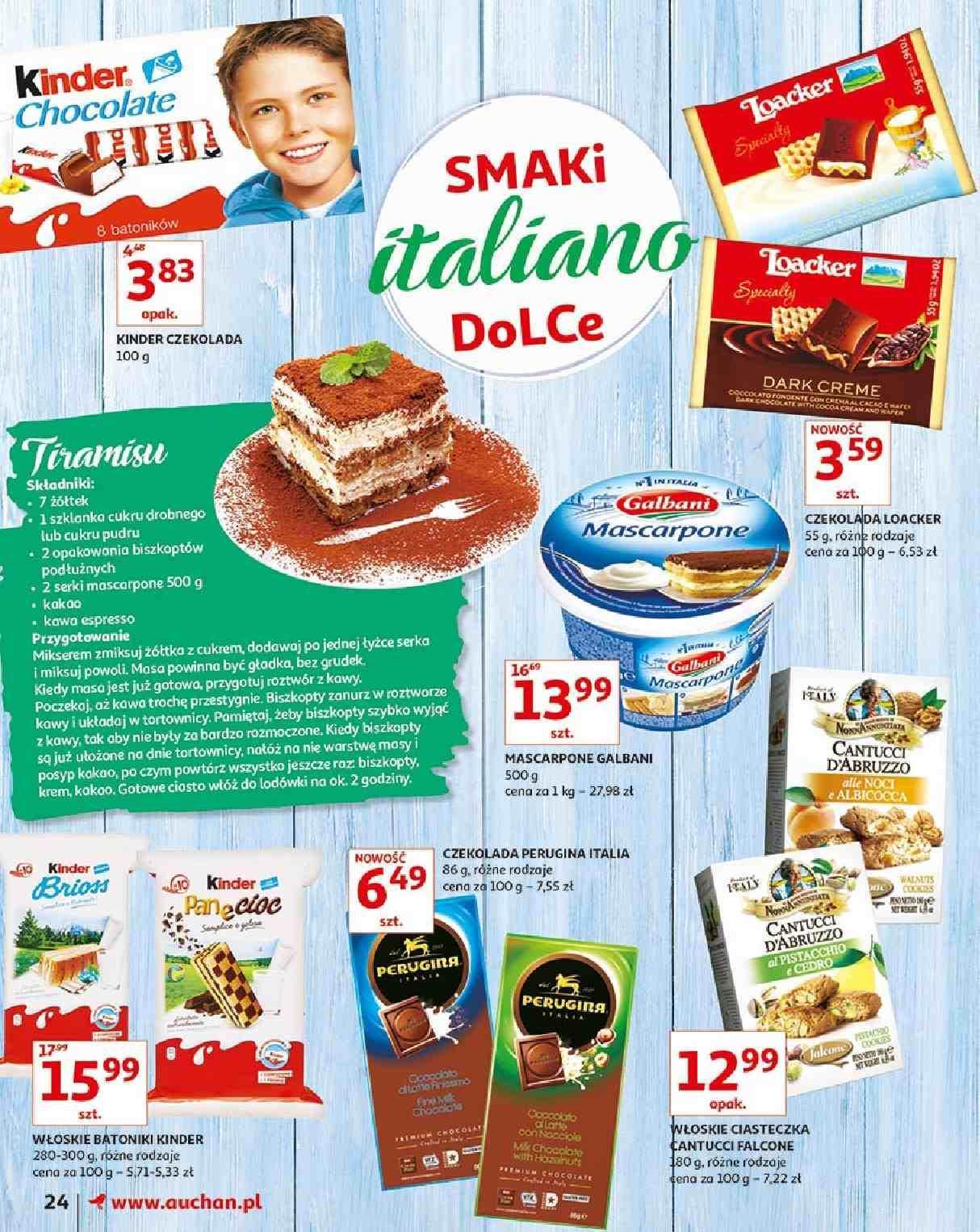 Gazetka promocyjna Auchan do 23/05/2019 str.24