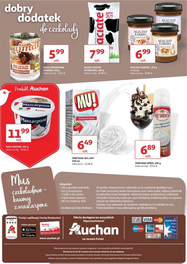 Gazetka promocyjna Auchan do 20/03/2019 str.15