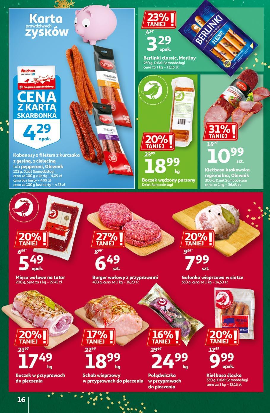 Gazetka promocyjna Auchan do 18/11/2020 str.16