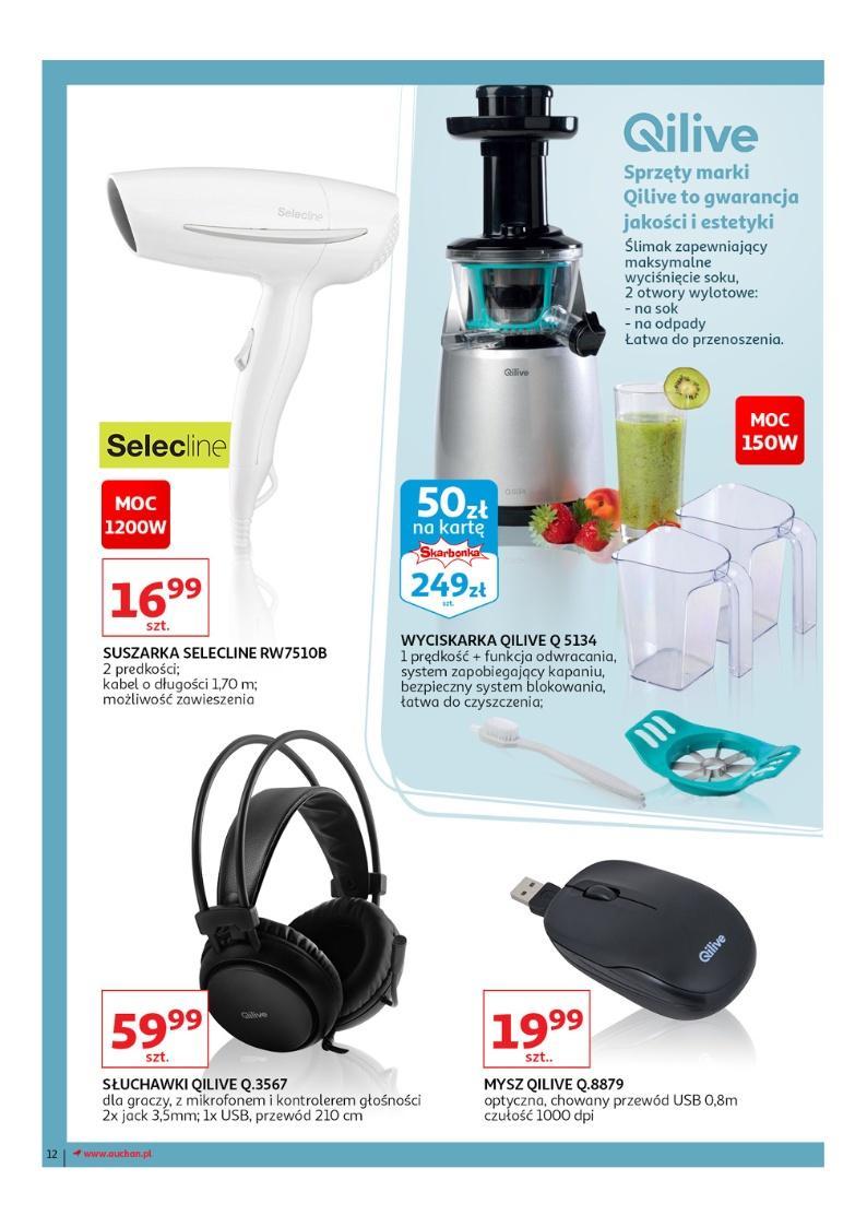 Gazetka promocyjna Auchan do 27/03/2019 str.12