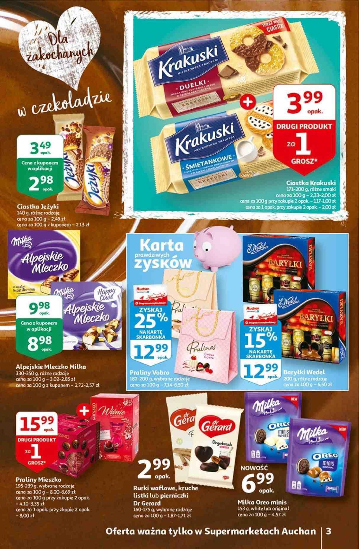 Gazetka promocyjna Auchan do 31/10/2020 str.3