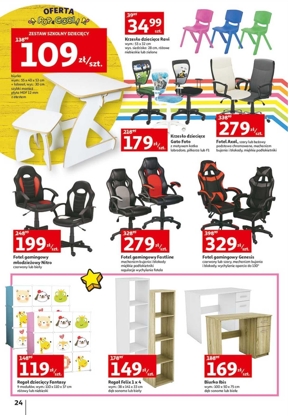 Gazetka promocyjna Auchan do 26/08/2020 str.23