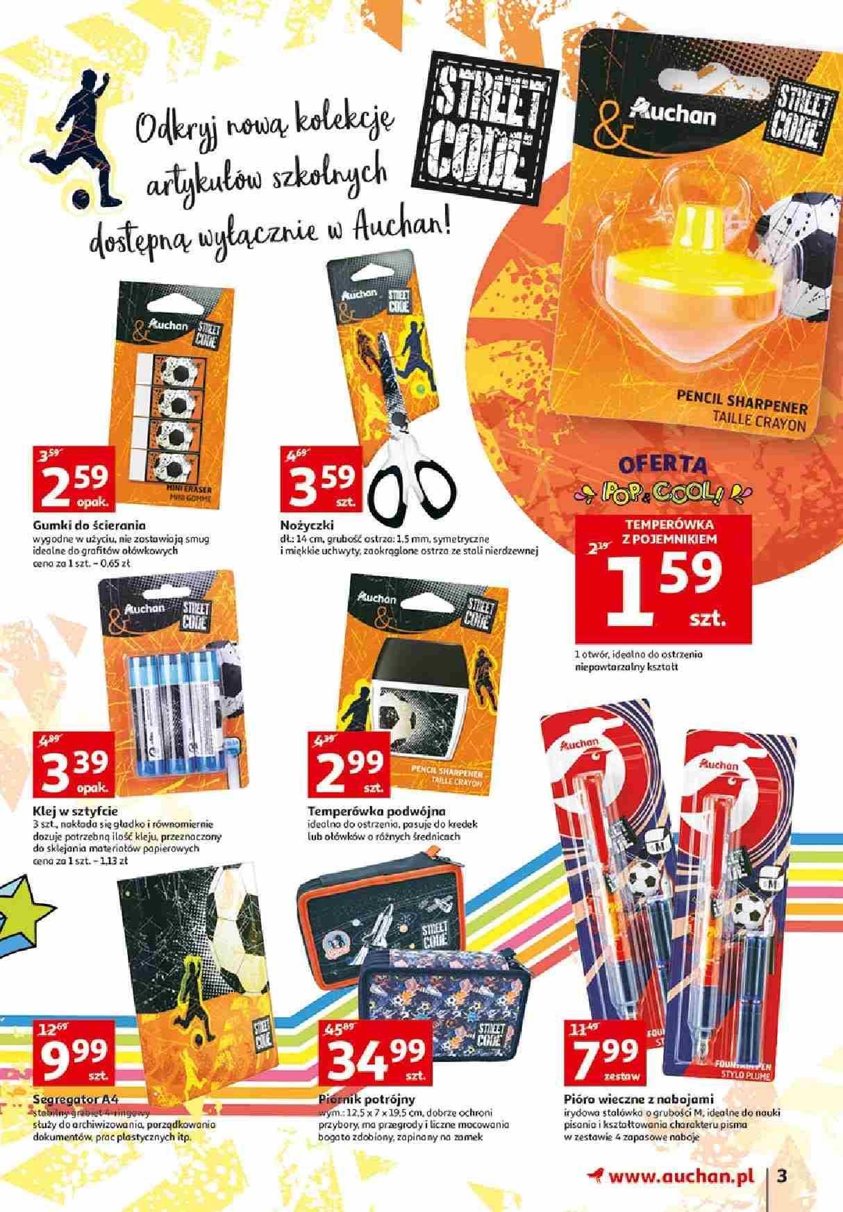 Gazetka promocyjna Auchan do 12/08/2020 str.2