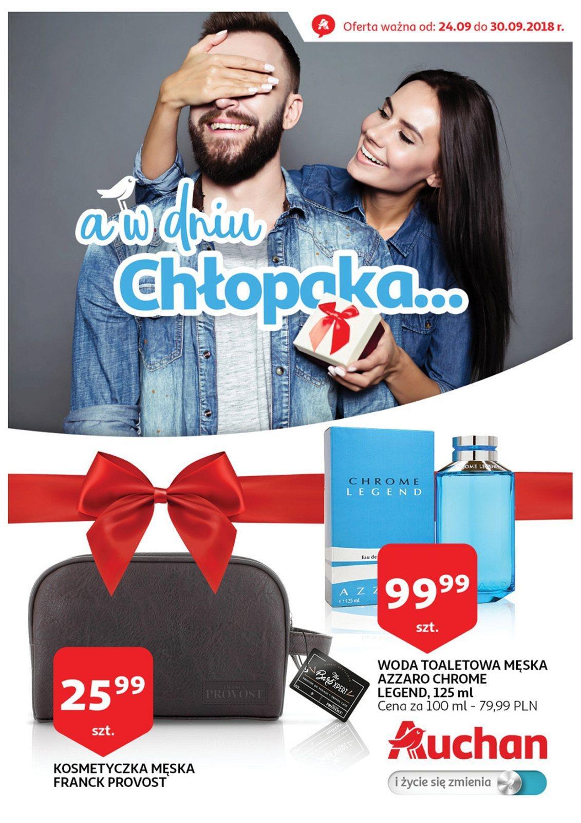 Gazetka promocyjna Auchan do 30/09/2018 str.0