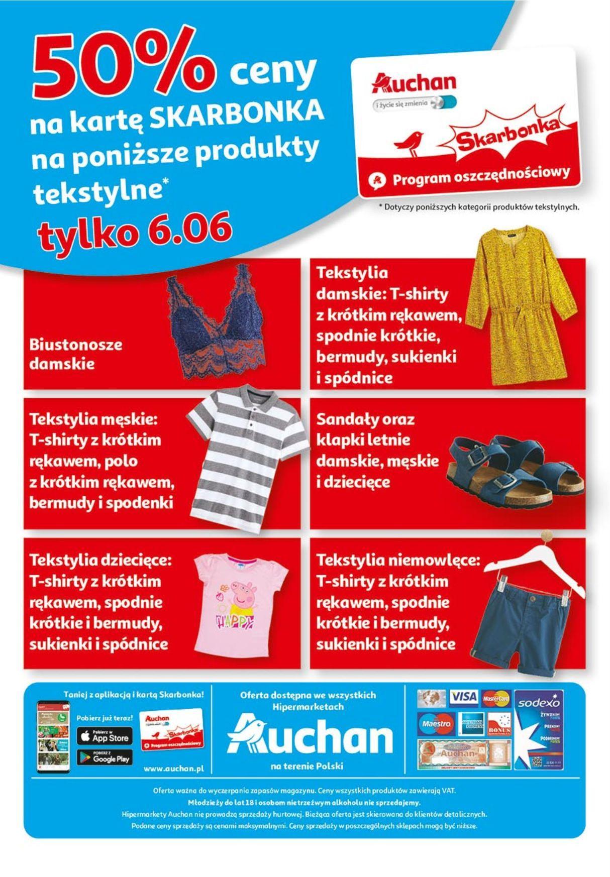 Gazetka promocyjna Auchan do 10/06/2020 str.23