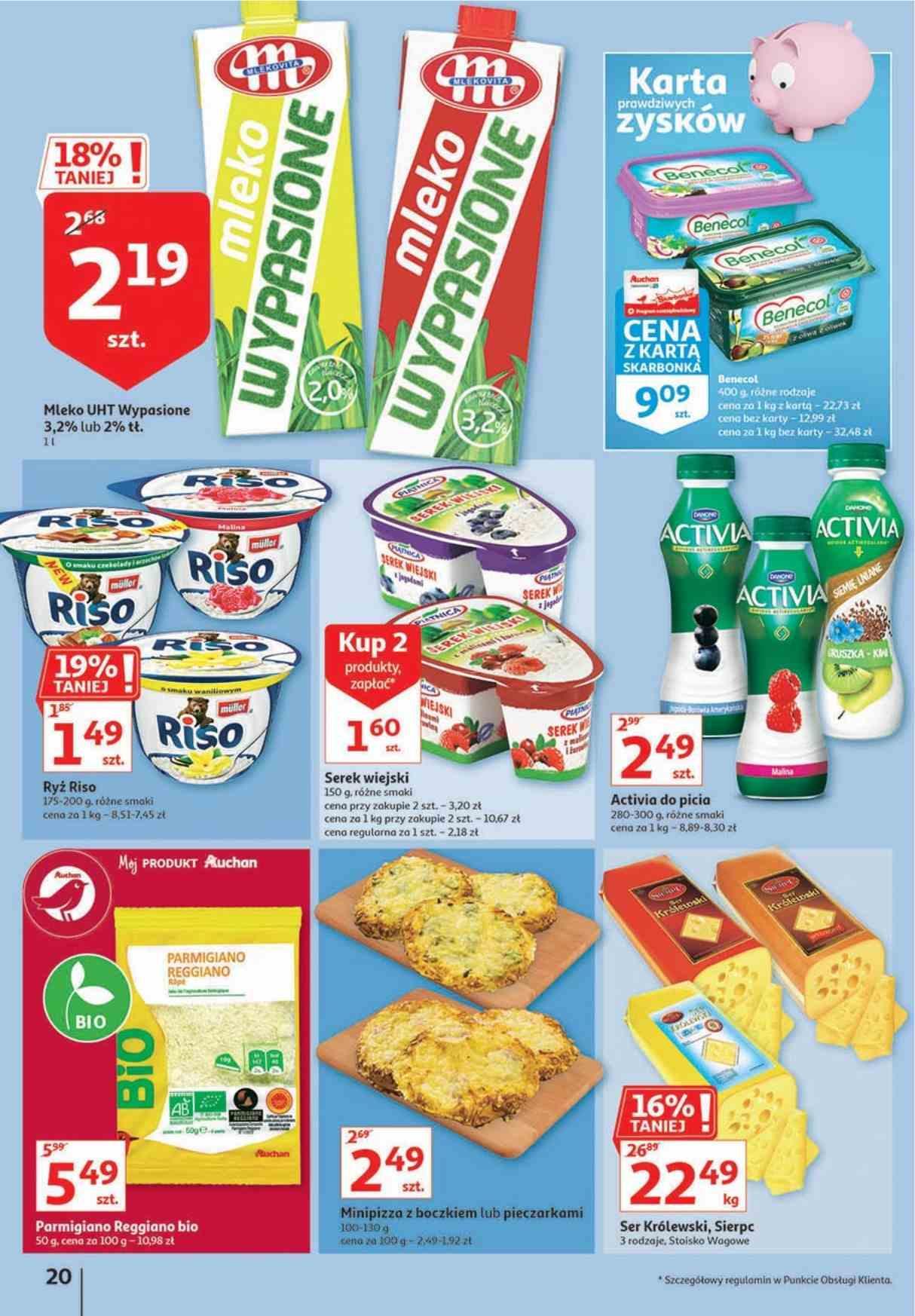 Gazetka promocyjna Auchan do 12/08/2020 str.19