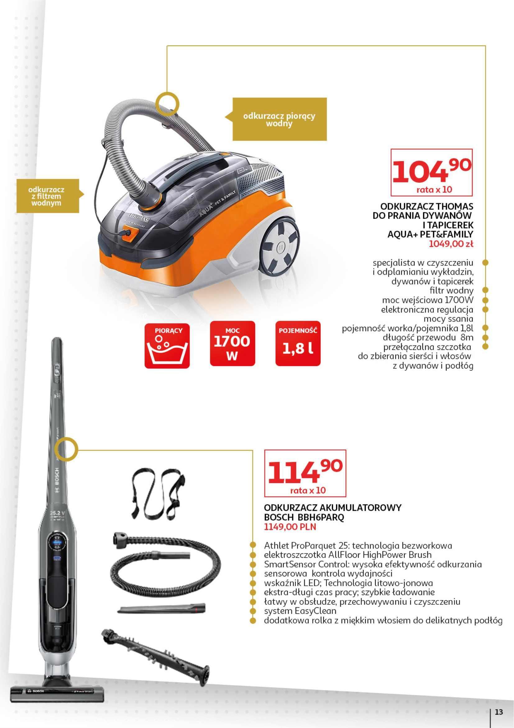 Gazetka promocyjna Auchan do 15/05/2019 str.13