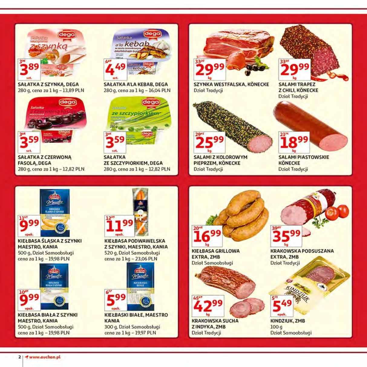 Gazetka promocyjna Auchan do 12/06/2018 str.2