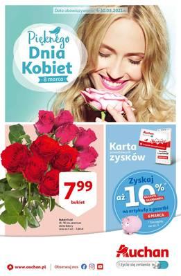 Auchan gazetka  - od 04/03/2021 do 10/03/2021