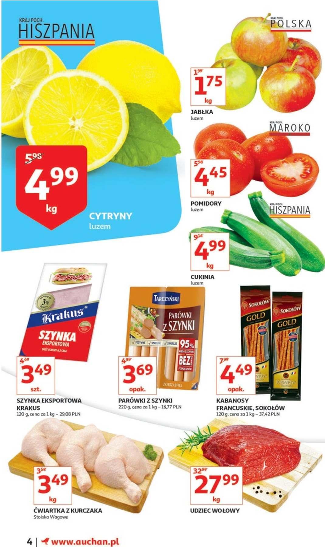 Gazetka promocyjna Auchan do 16/01/2019 str.4
