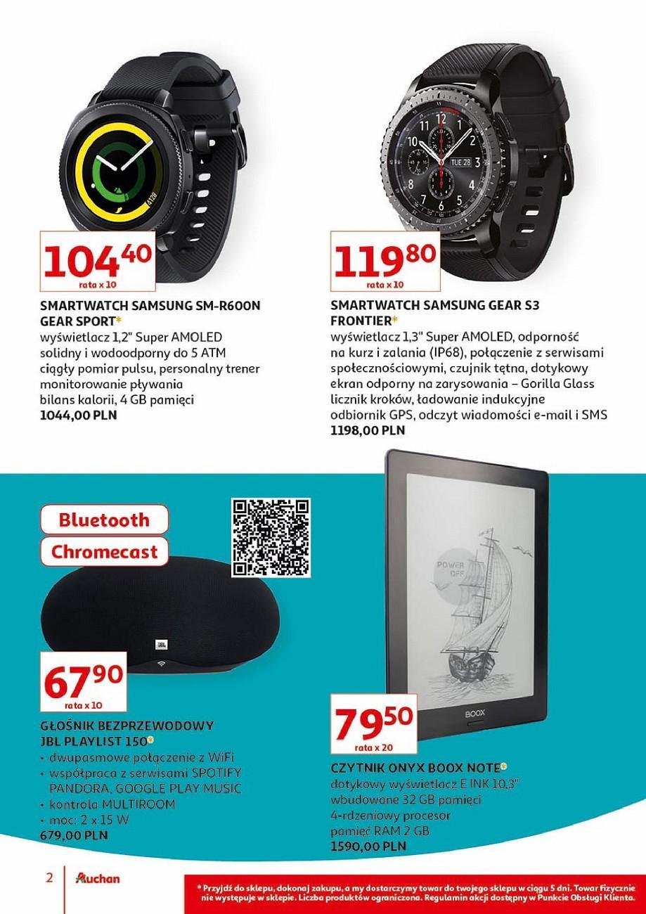 Gazetka promocyjna Auchan do 12/09/2018 str.2