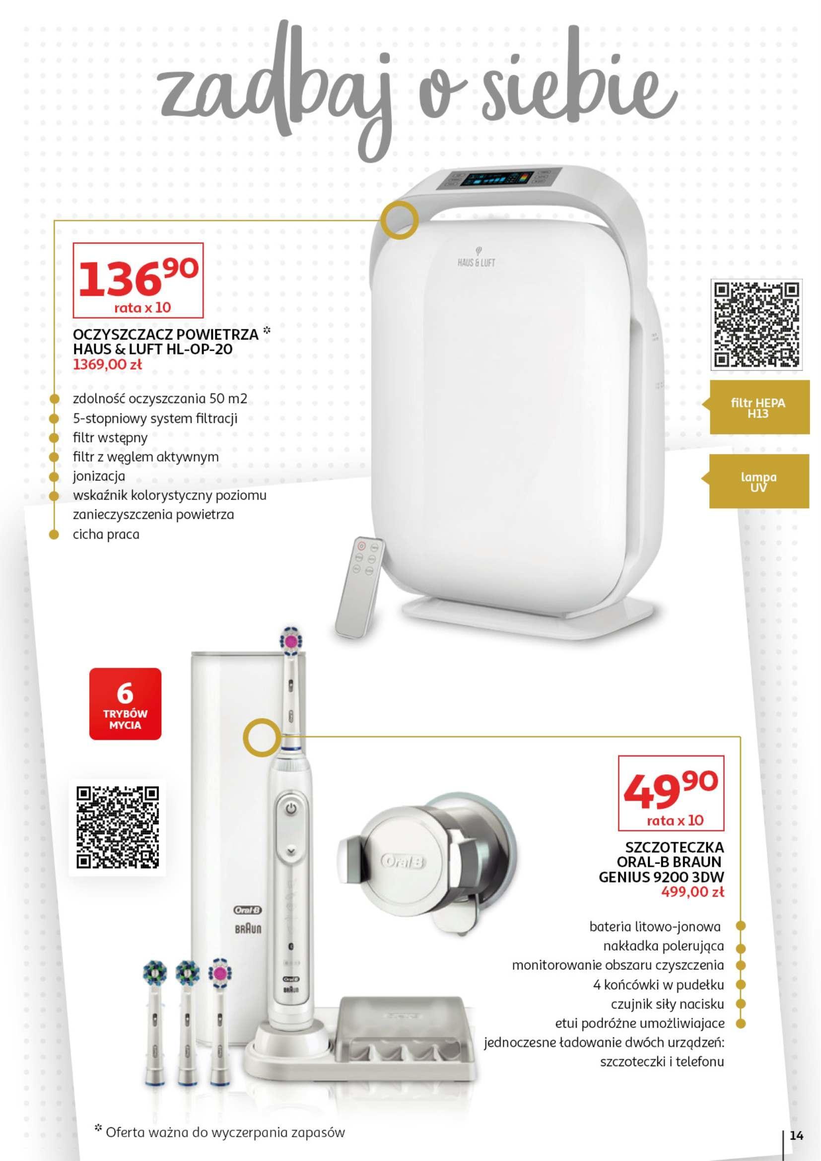 Gazetka promocyjna Auchan do 15/05/2019 str.15