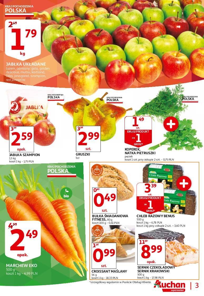 Gazetka promocyjna Auchan do 10/10/2018 str.2