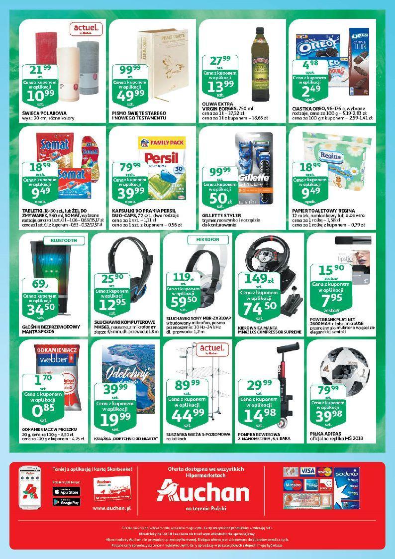 Gazetka promocyjna Auchan do 04/05/2019 str.1