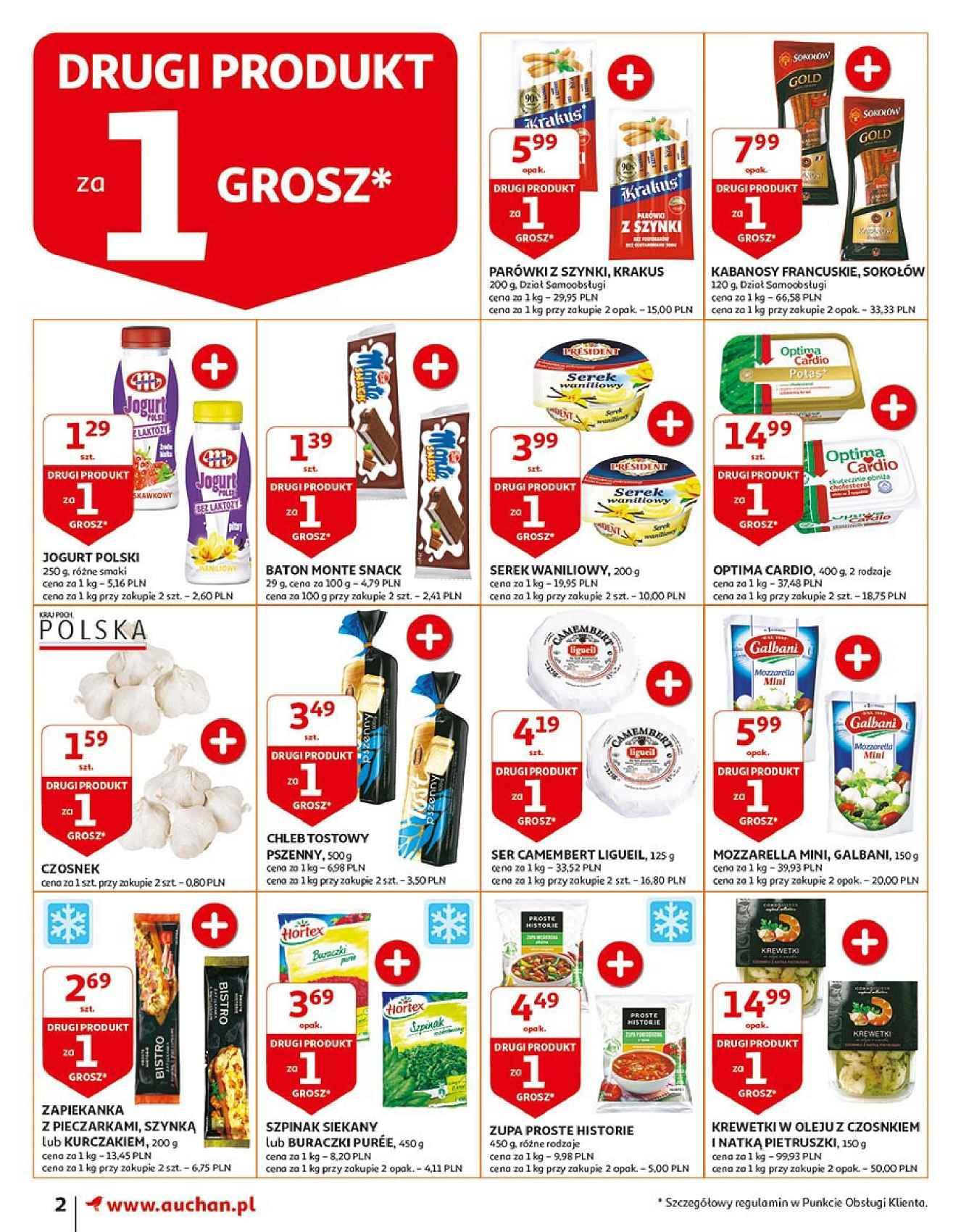 Gazetka promocyjna Auchan do 03/10/2018 str.1