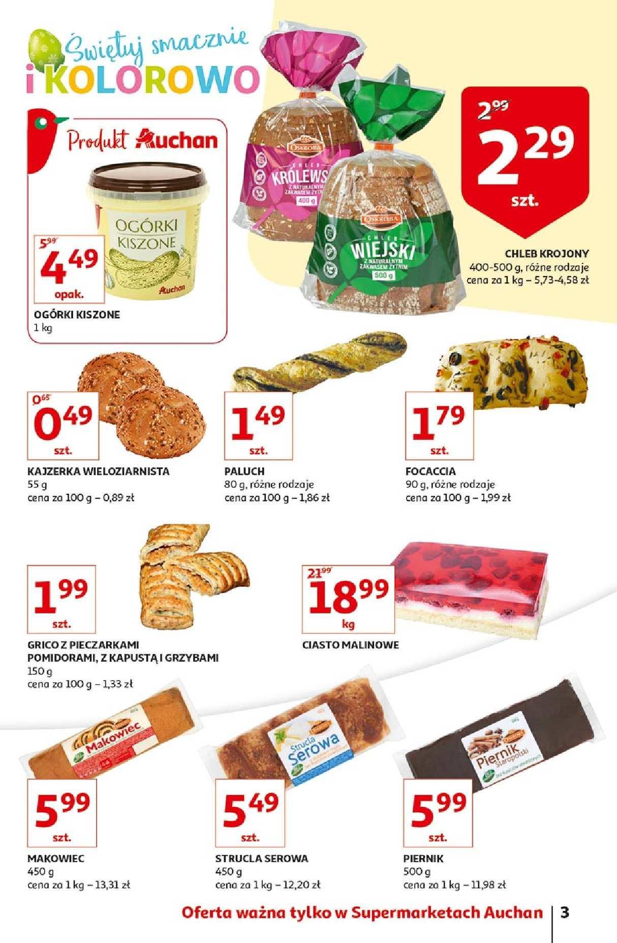 Gazetka promocyjna Auchan do 10/04/2019 str.2