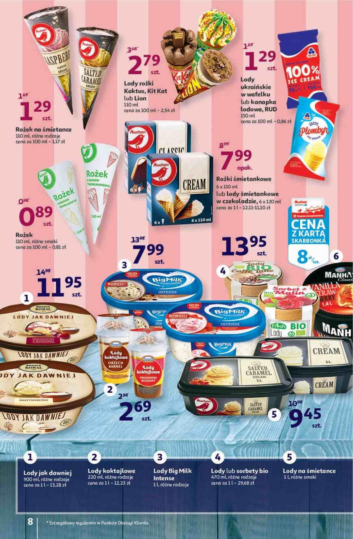 Gazetka promocyjna Auchan do 05/08/2020 str.8